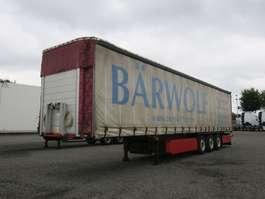 huifzeil aanhanger Schmitz Cargobull SCS 24 Coil Liftachse Palettenkasten TÜV neu!!! 2004