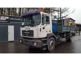 kipper vrachtwagen MAN FE360 - Full Steel - Tipper 2001