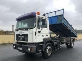 kipper vrachtwagen MAN FE360 - Full Steel - Tipper 2001