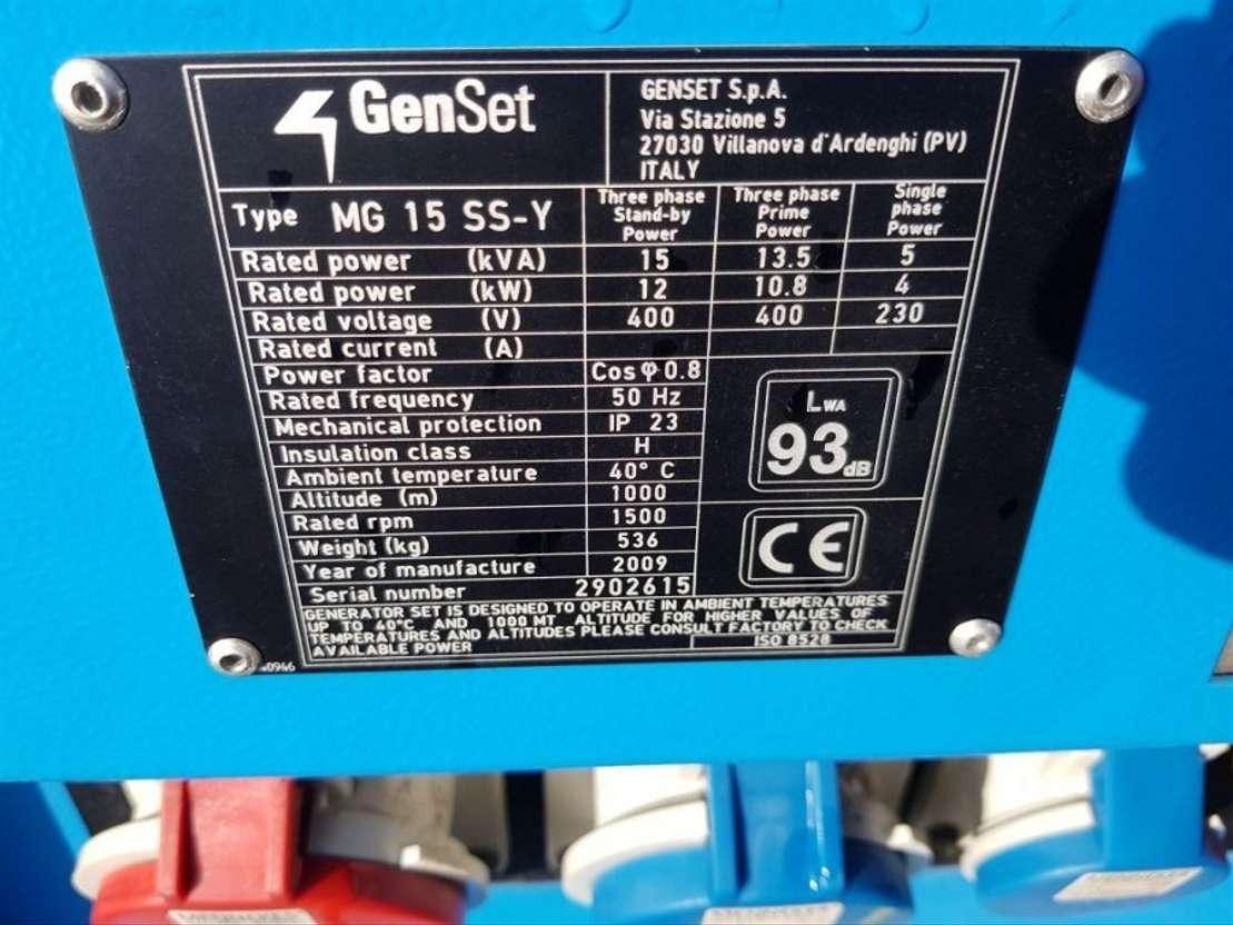 generator Stroomgenerator