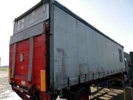 schuifzeil oplegger Schmitz Cargobull 1-assige oplegger 2005