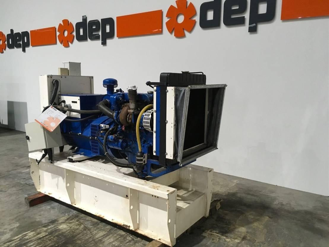generator Perkins 1106 1998