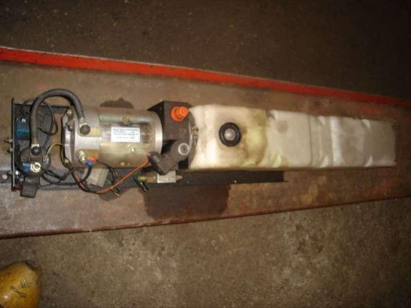 DIV. - MBB motor en bediening 1