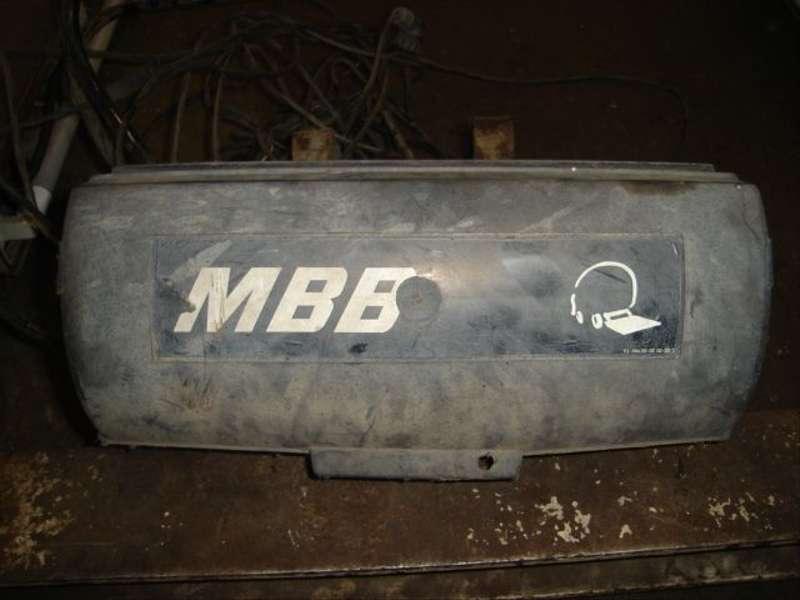 DIV. - MBB motor en bediening 2