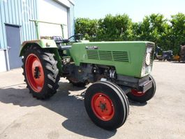 standaard tractor landbouw Fendt FARMER 102 S NEW 1980