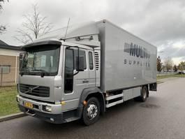 bakwagen vrachtwagen > 7.5 t Volvo FL612 250 pk only 289.000 km !!!! 2006