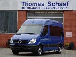 minivan - personenbus Mercedes Benz Sprinter 213 Cdi 9 Sitze Schiebetür Klima Euro 5 2013