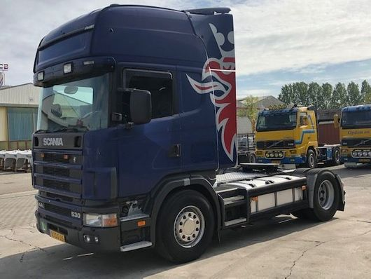 standaard trekker Scania 144 530 2000
