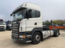 standaard trekker Scania R480 4x2 Euro4 Retarder 2007