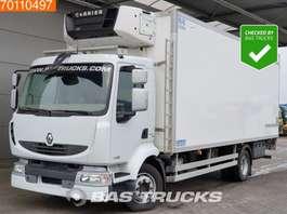 koelwagen vrachtwagen Renault Midlum 220 4X2 Manual Telma Multitemp Trennwand Euro 5 2012