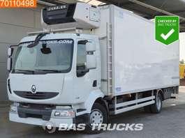 koelwagen vrachtwagen Renault Midlum 4X2 Ladebordwand Euro 5 2012