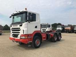 zware last trekker Scania G 440 6x6 Tractor Unit 2012