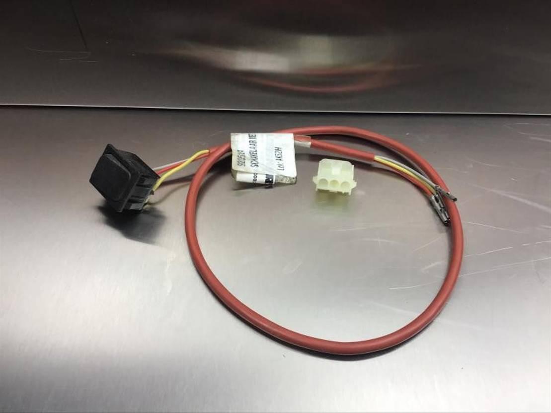 cabine - cabinedeel equipment onderdeel Liebherr Liebherr - Cable With Switch