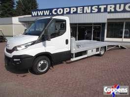 oprijwagen bedrijfswagen Iveco Daily 40 C 15 3.0L Oprijwagen 2016
