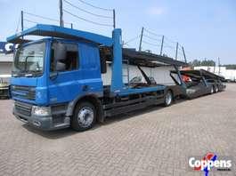 autotransporter vrachtwagen DAF 75 CF 360 Autotransporter Euro 5 2007