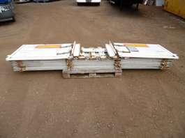 Overig vrachtwagen onderdeel sponden volledig set aluminium sponden