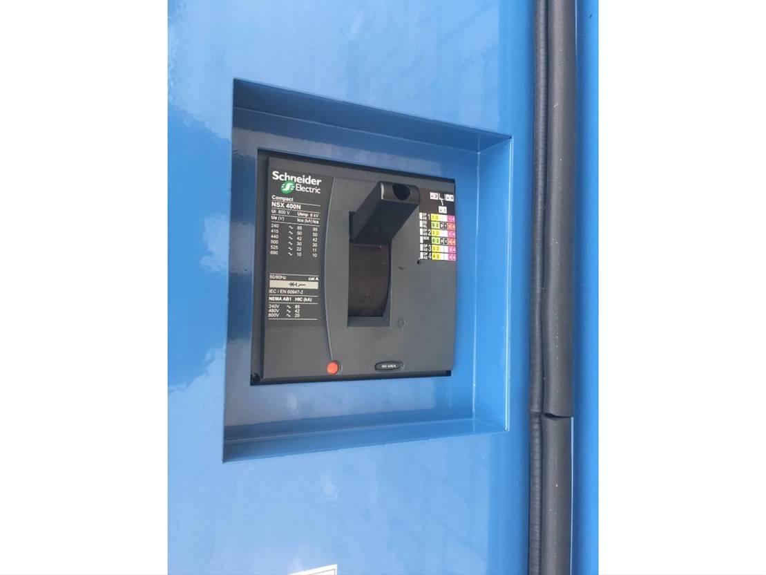 generator SDMO J130 - 130 kVA Generator - DPX-17107 2020