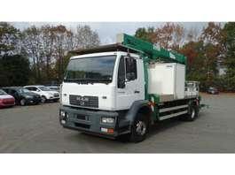 autohoogwerker vrachtwagen MAN LE 14.220 + THOMAS 240NKTJ LIFT 24M 2006