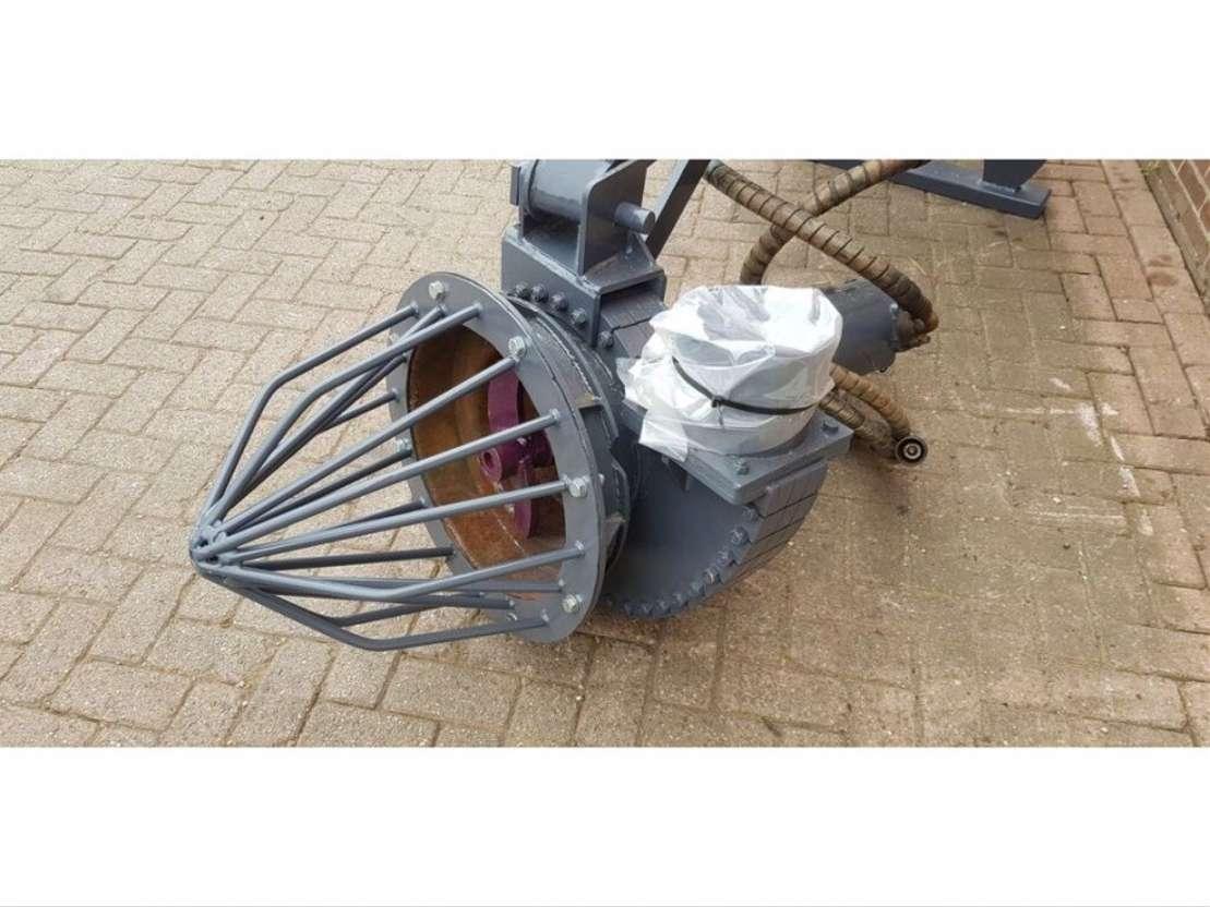 waterpomp machine BMS baggerpomp