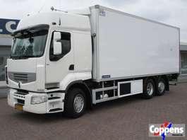 koelwagen vrachtwagen Renault Premium 460 6X2 MEAT Hooks Euro 5 EEV 2013