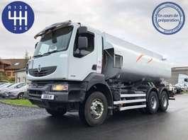 tankwagen vrachtwagen Renault KERAX 380 DXI 2010