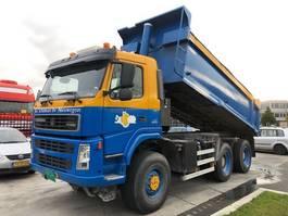 kipper vrachtwagen > 7.5 t Terberg FM1350-WDG 6X6 2008