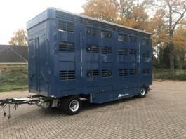 vee aanhanger Michieletto 1/2/3 stock Type2 hefdak 2009