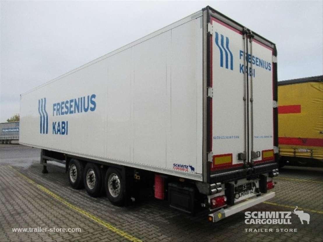 koel-vries oplegger Schmitz Cargobull Vries Standard Dubbeldeks 2013