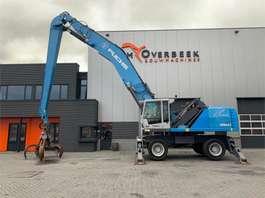 overslagkraan Fuchs MHL 360e Cranked + Generator 2013