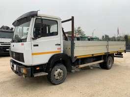 open laadbak vrachtwagen Mercedes Benz 817 1993
