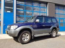 terreinwagen - 4x4 auto Toyota LANDCRUISER VZJ95 5drs Special 1997