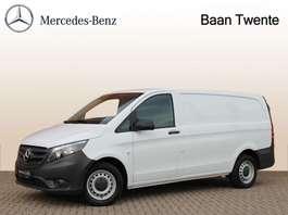 gesloten bestelwagen Mercedes Benz Vito 114 CDI Lang | Airco, Achterdeuren, Parkeersensoren | Certified 24 ... 2018
