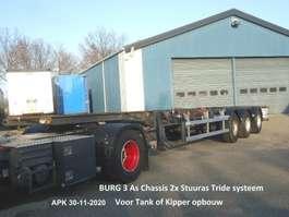 chassis oplegger Burg BPO 18-27-CCNXX 2003