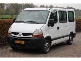 minivan - personenbus Renault MASTER  2.5 DCI 9 PERSOONS 2007