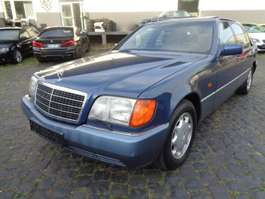 sedan auto Mercedes Benz S 600 SEL / V12 absolut TOP/erst 45000 km 1993