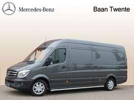gesloten bestelwagen Mercedes Benz Sprinter 319 3.0 V6 L3H2 | Full option, 3500 kg trekhaak | Certified 24 ... 2017