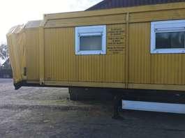 kantoor woonunit container bedrijfs unit Selfsupporting