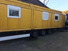 kantoor woonunit container bedrijfs unit Selfsupporting HOME 3X