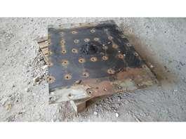 koppelingsdeel equipment onderdeel Ackermann PIN voor oplegger