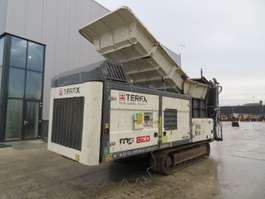 overige bouwmachine Terex Slow speed shredder TDS 820 Ecotec 2015
