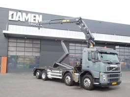 containersysteem vrachtwagen Volvo FM400 8X2R FAL16.0 RADT-A8 2007