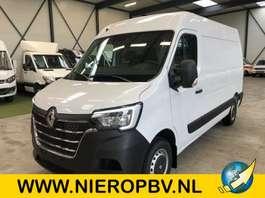 gesloten bestelwagen Renault master t 35 l2h2 airco navi nieuw 2019