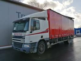 schuifzeil vrachtwagen DAF CF 75 Manuell - Euro3 2001