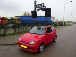 coupé wagen Fiat SEICENTO  !!! DJ AUTO !!! 2002