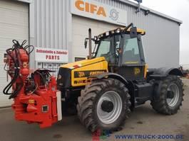 standaard tractor landbouw JBC 2135 4WS 4x4 Fastrack Dücker TeleAusleger 1.Hand 2003