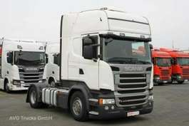 gevaarlijke stoffen trekker Scania R 410 E 6 SCR only! Topline ADR 1200 L Retarder 2015