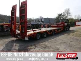 dieplader oplegger ES-GE 3-Achs-Satteltieflader - Radmulden 2018