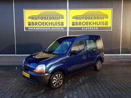 mpv auto Renault Kangoo 1.6-16V Privilège 2002