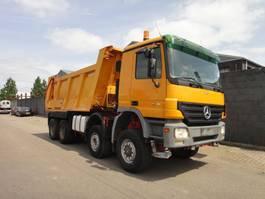 kipper vrachtwagen > 7.5 t Mercedes Benz 4141 8x6 2005