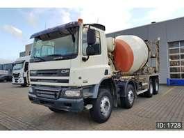 betonmixer vrachtwagen DAF CF75.360 Day Cab, Euro 4 2008